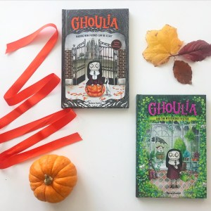 Ghoulia book review on Mammafilz.com