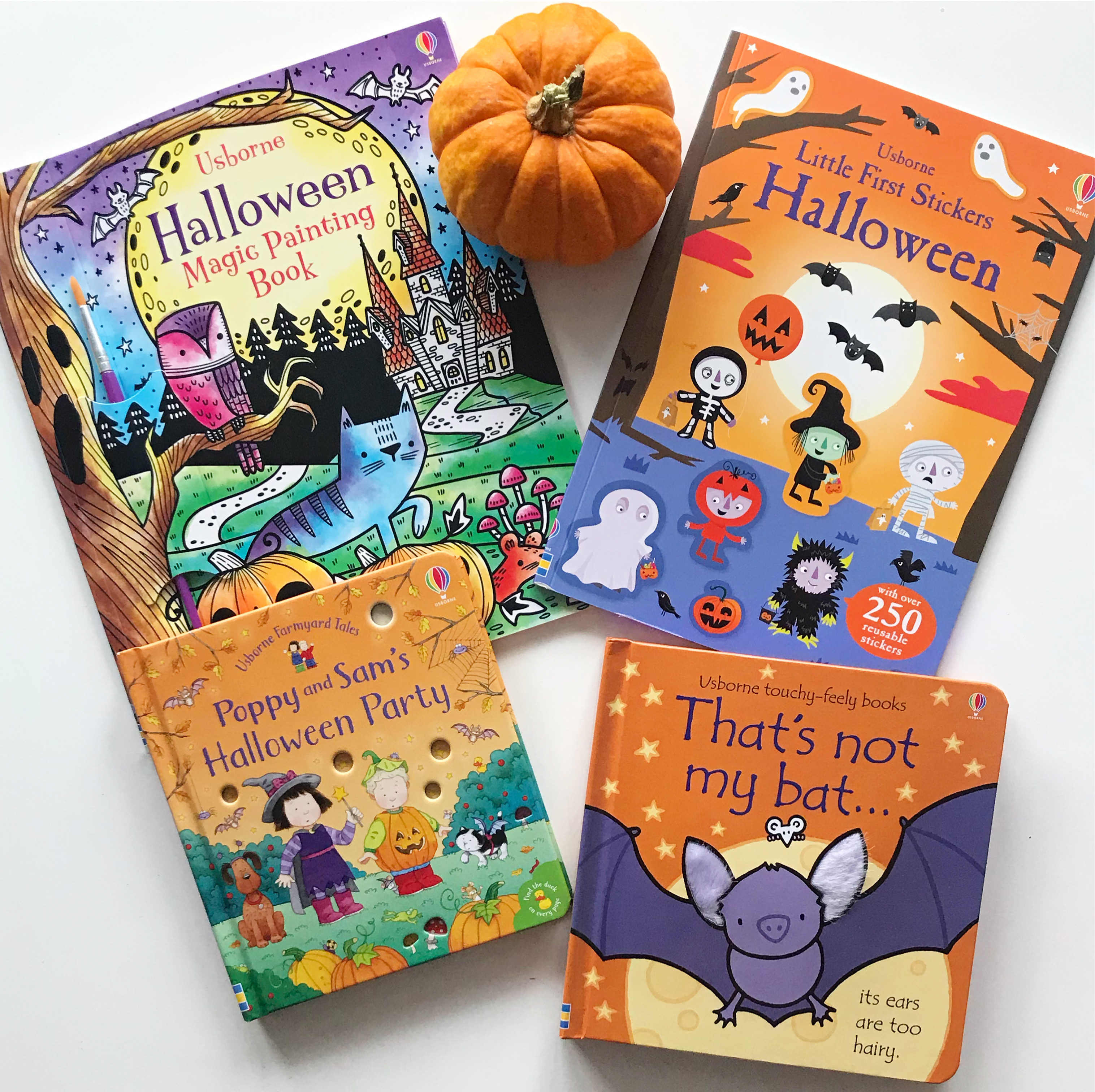 usborne book bundle review on Mammafilz.com