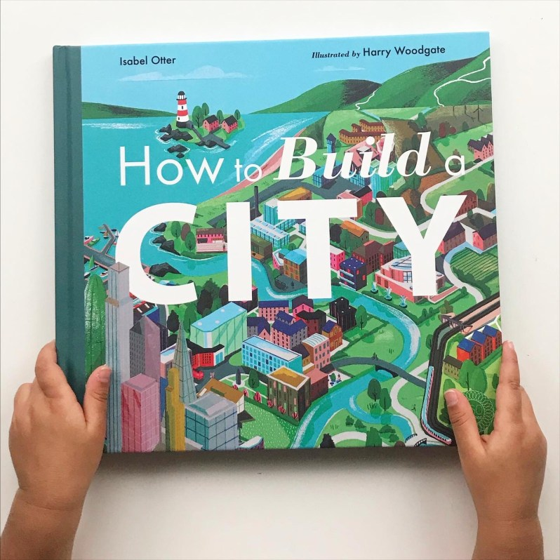 How to build a city book review on mammafilz.com