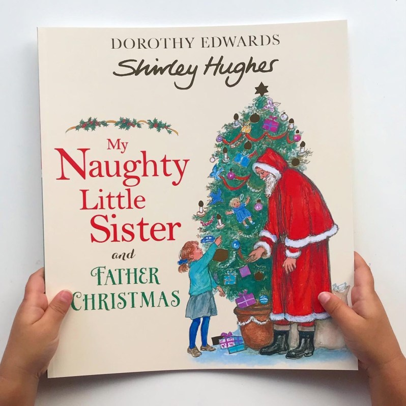 Book review of My Naughty Little Sister on blog MammaFilz.com