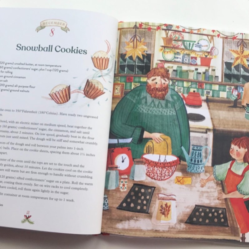 Kate Hickey's Christmas picture book review on MammaFilz.com