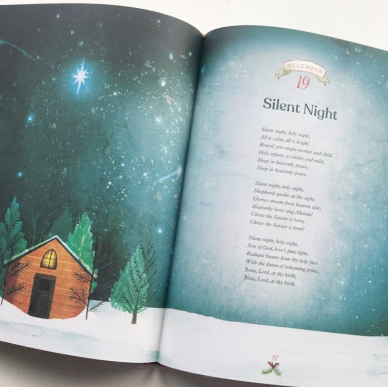 Christmas Picture book review on MammaFilz.com