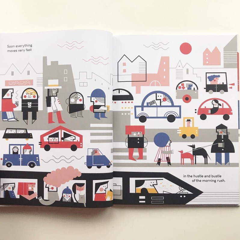 In the city picture book book review on MammaFilz.com