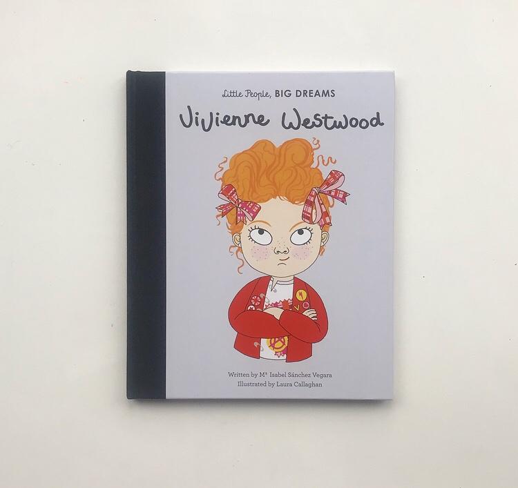 Little People Big Dreams Vivienne Westwood on mammafilz.com
