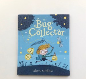 The Bug Collector book review by Alex G Griffiths