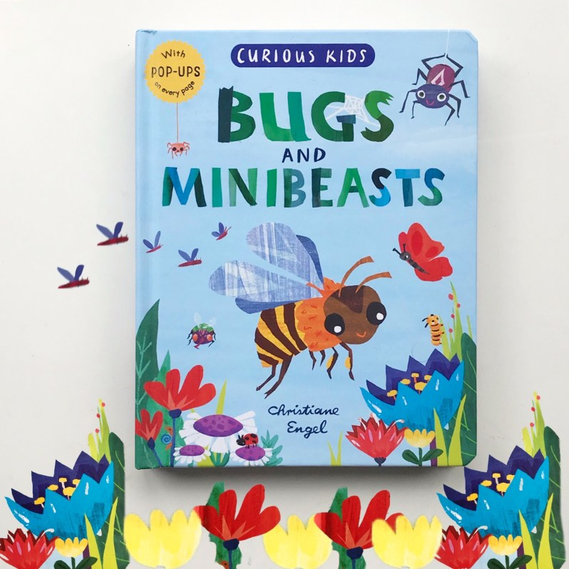 Book review of bugs and minibeasts on mammafilz.com