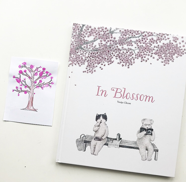 In blossom book review on mammafilz.com