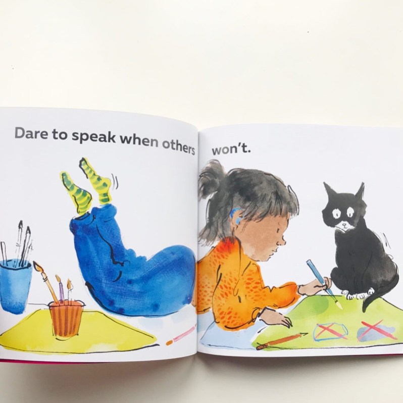 Picture book dare review on mammafilz.com