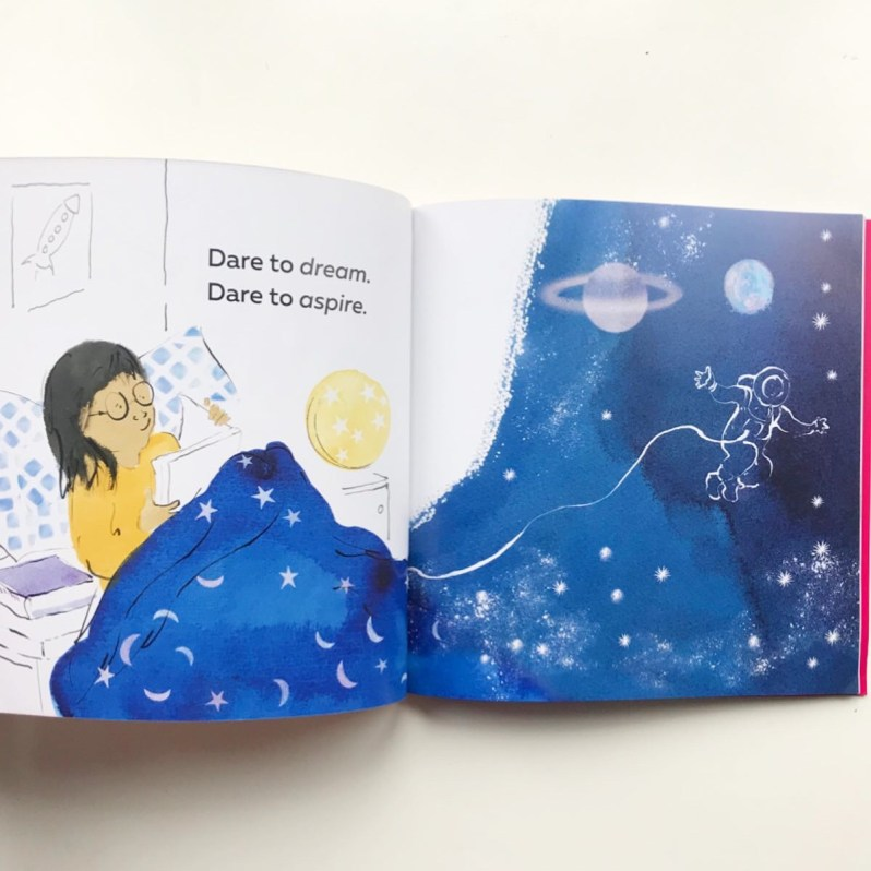 Dare picture book on mammafilz.com