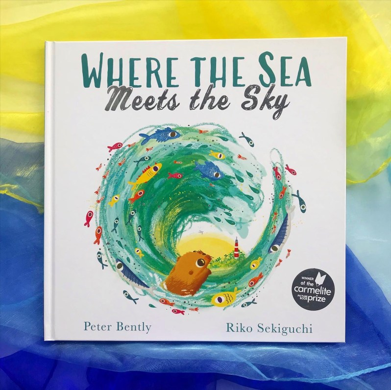 Book review where the sea meets the sky on mammafilz.com