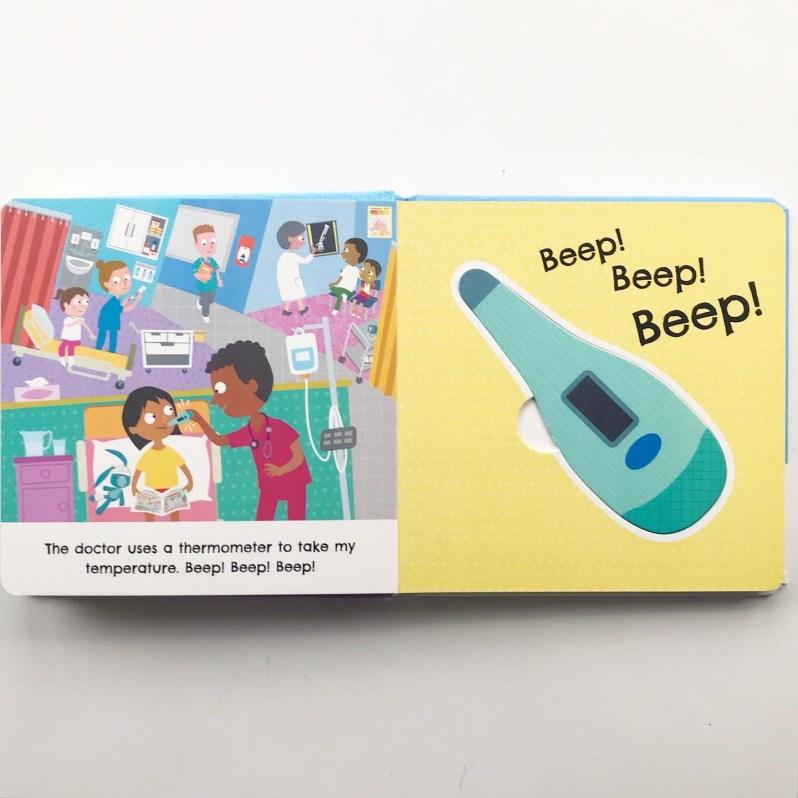 Doctors kit board book on mammafilz.com