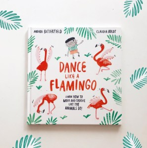 Dance like a flamingo book review