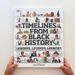 Timelines from black history