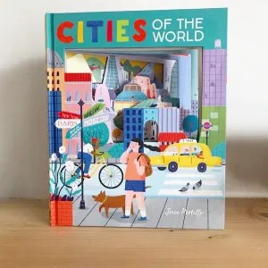 Cities of the world by Josie Portilo