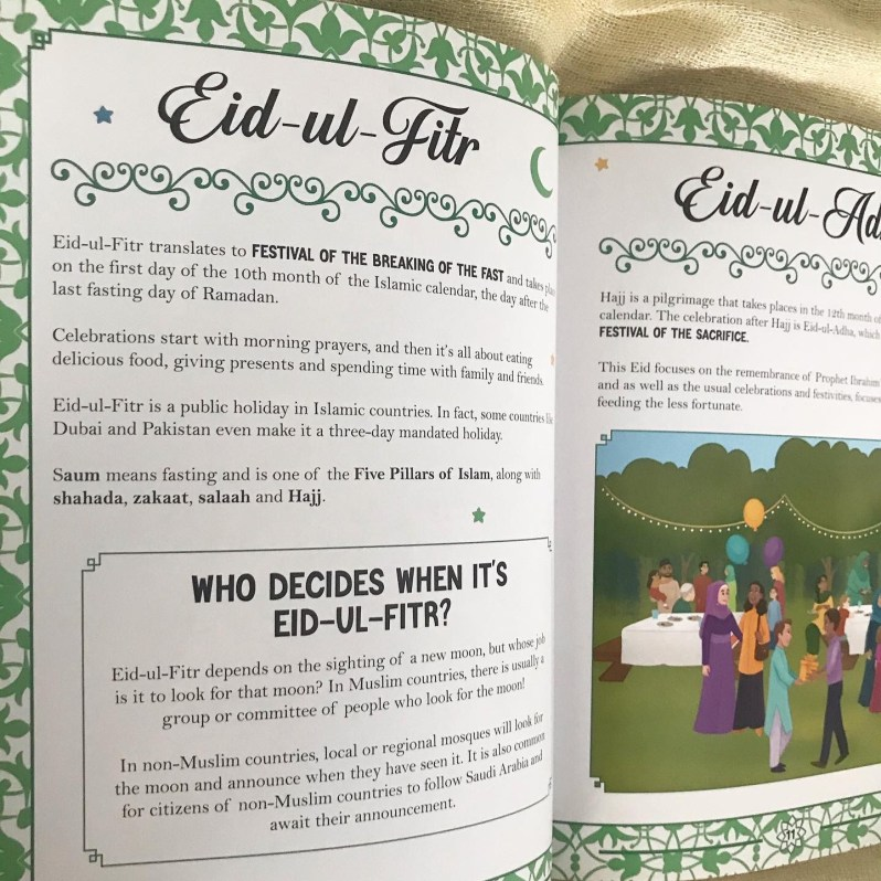 All about Eid by Sarah Shaffi