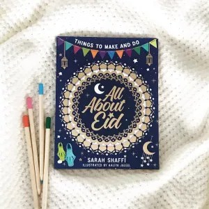 All about Eid Sarah Shaffi