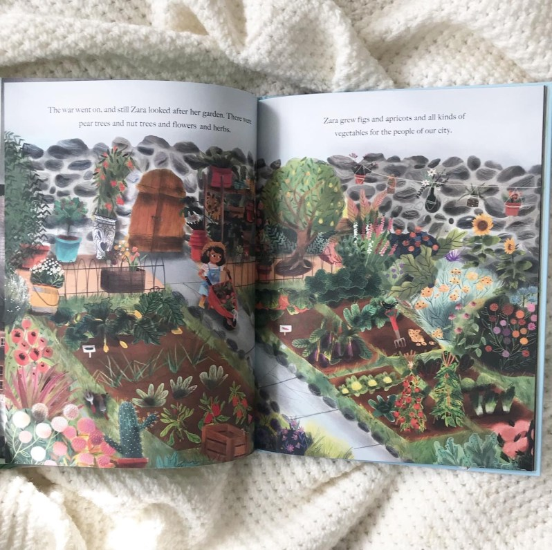 The last garden book review