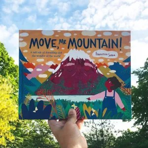 Move, Mr Mountain! By Francesca Sanna book review