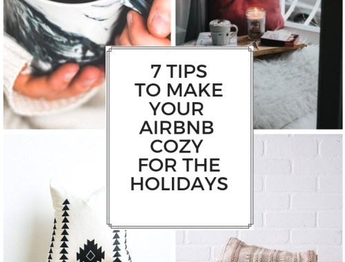 decorating your airbnb for the holidays Archives - Mamma Mode