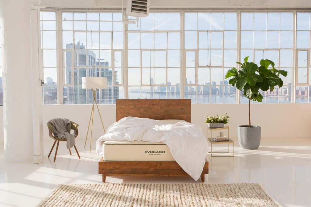 airbnb bed
