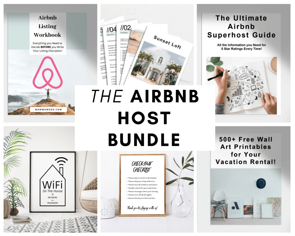 airbnb host bundle