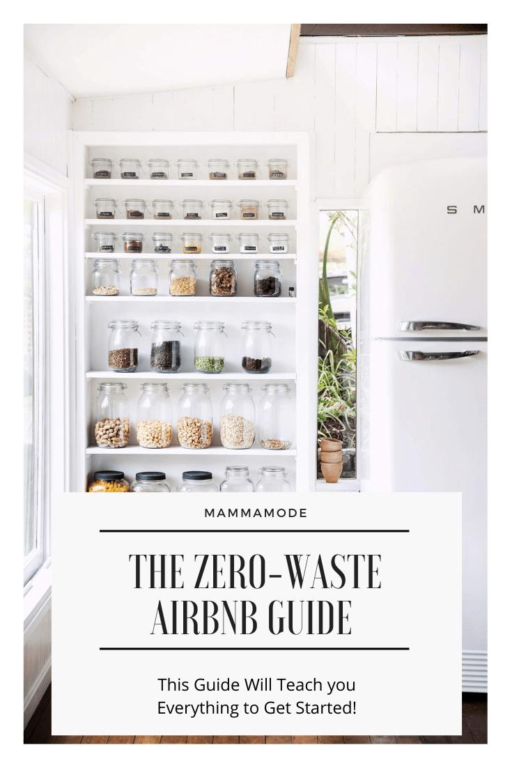 zero waste Airbnb