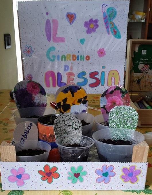 Il giardino di Alessia :-)