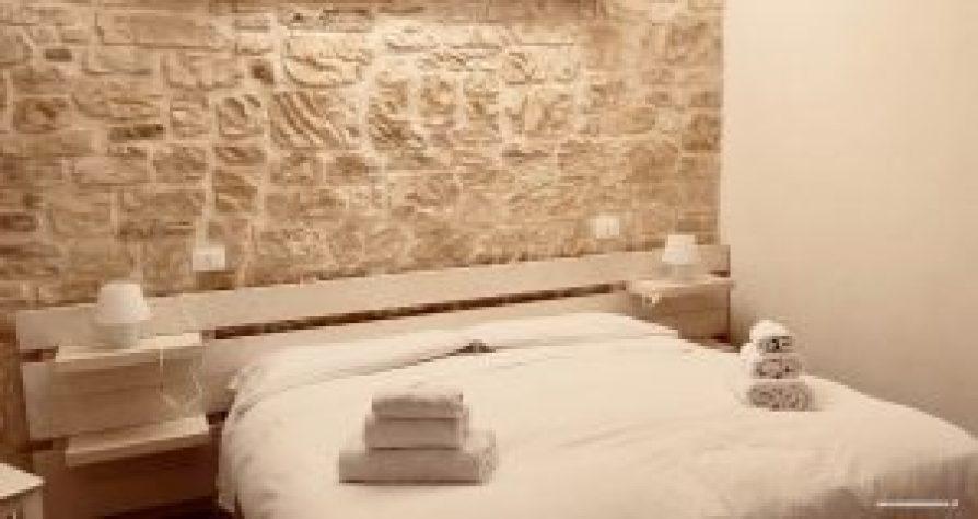 Residence San Martino camera da letto