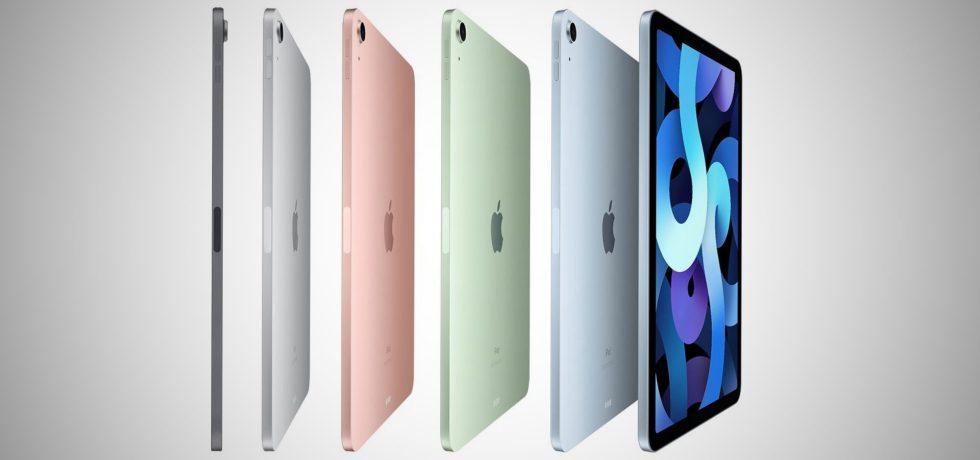 iPad Air 4: al via i preordini da oggi pomeriggio