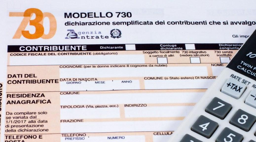 certificazione unica Inps 2021