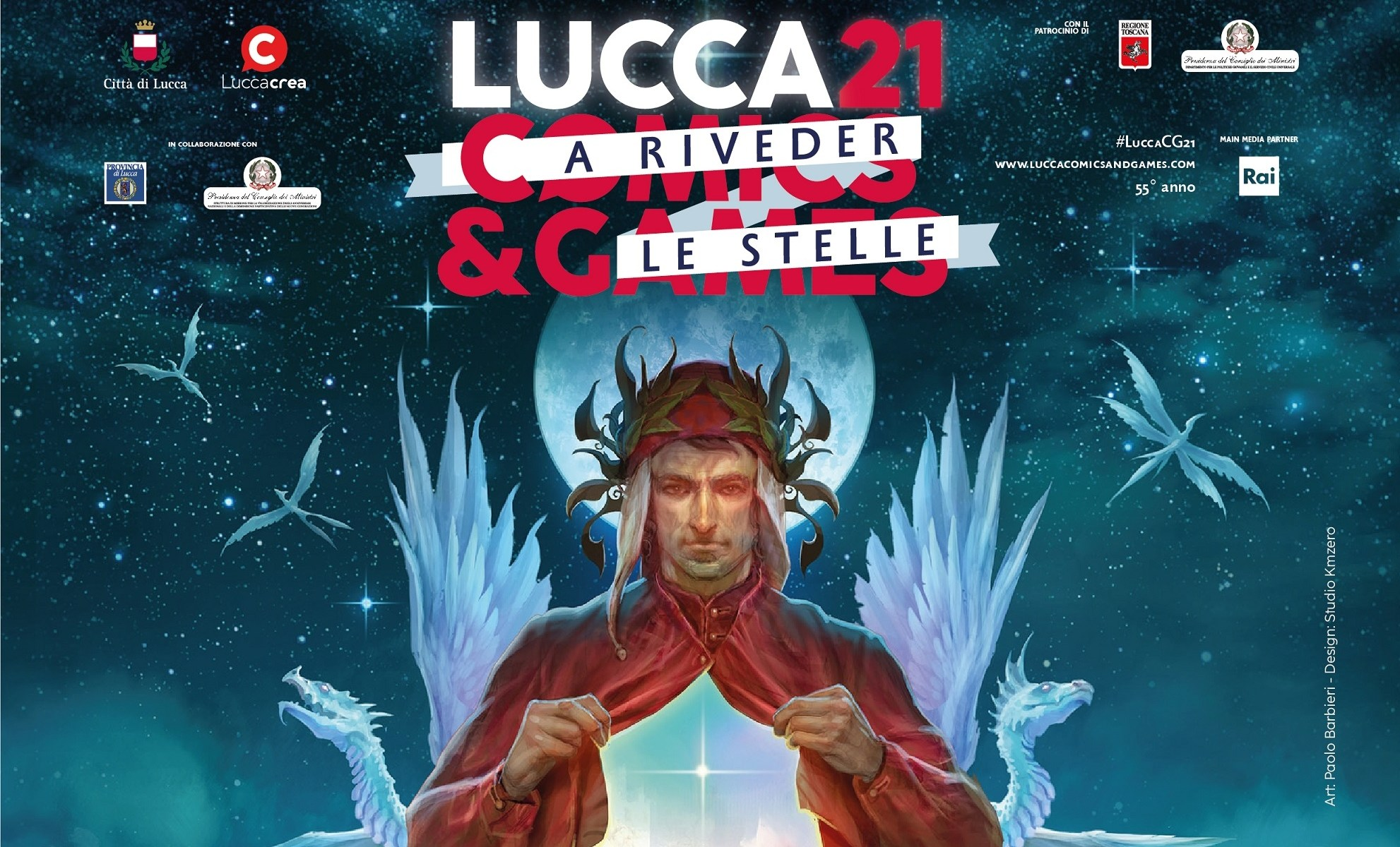 Lucca comics 2021