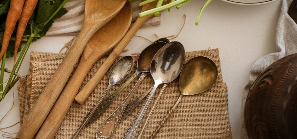 pulire argento con il bicarbonato