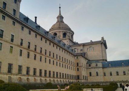 monastero dell'escorial