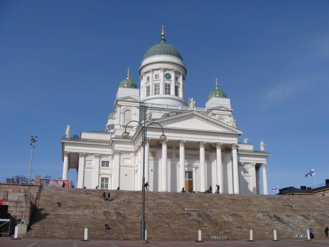 chiesa luterana Helsinki