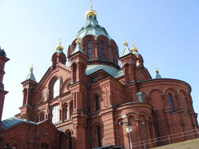 chiesa ortodossa Helsinki