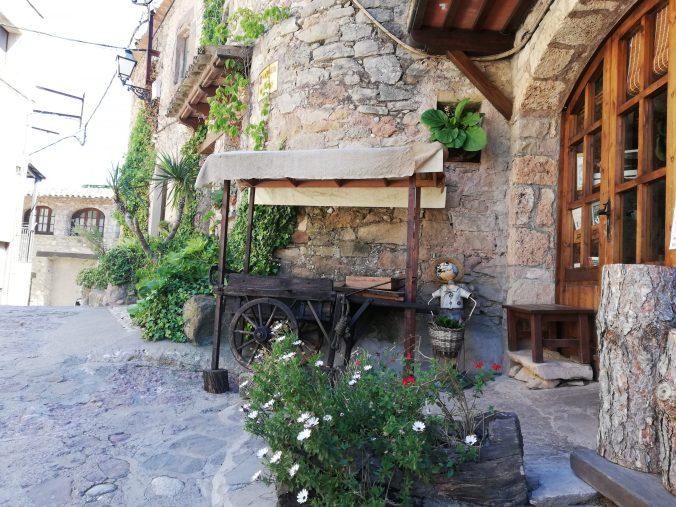 Ristorante Cal Carter a Mura in Spagna