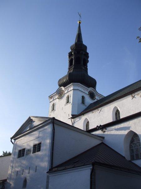 tallin e la chiesa Luterana