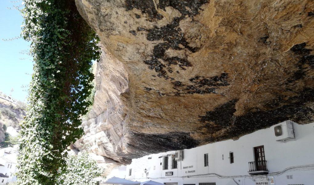 Calle Cuevas del sol- Setenil de las Bodegas