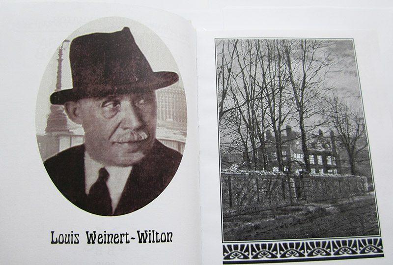 Льюис Вайнерт-Уилтон «КОВЕР УЖАСОВ»-4125