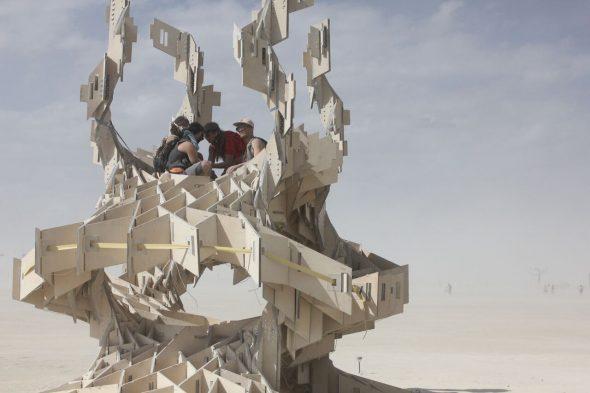 WeWantToLearn Westminster Burning Man