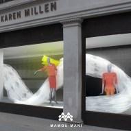 Rendring of the Karen Millen concept © Mamou-Mani