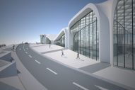 Side View - The Open Sportscape by Hoofice and Mamou-Mani