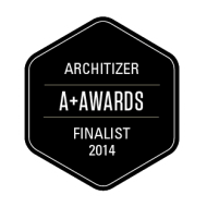 Architizer Finalist 2014 logo