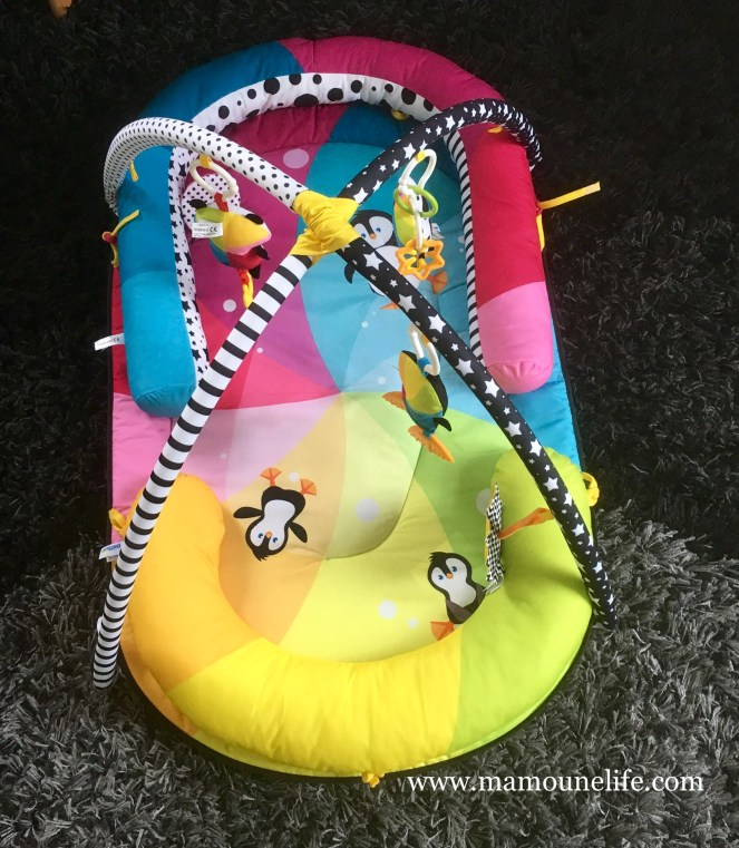 cocoon explore and play de babysun