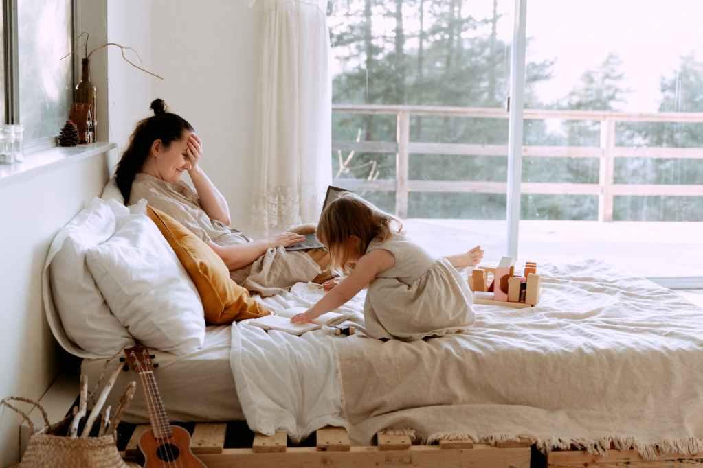 En chacune de nous sommeille une bad mom!