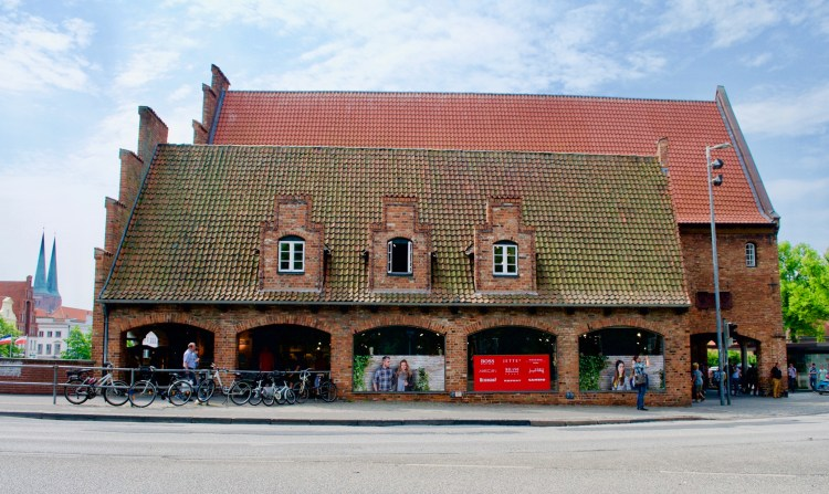 Luebeck shopping complex