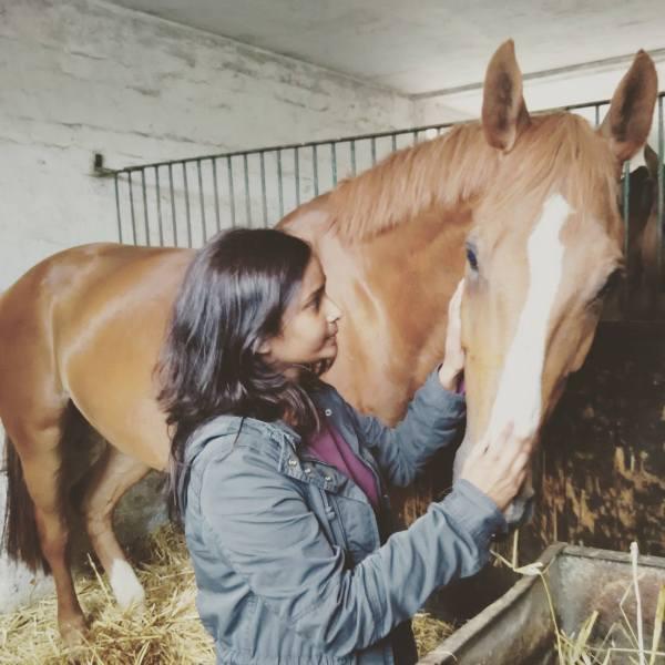horse riding germany