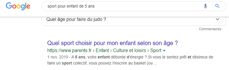 optimiser sa métadescription