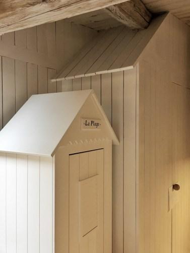 Mebelki w kształcie domków - czyli loftowa strefa dla dziecka