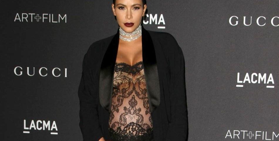 Kim Kardashian n'aime pas être enceinte !